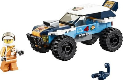 Lego City - Woestijn Rallywagen - 60218