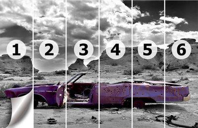 Fotobehang Cadillac nr 399
