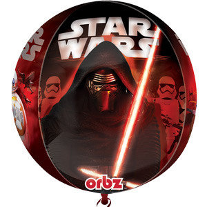 Star wars VII helium ballon 63.5 cm