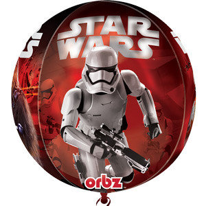 Star wars VII helium ballon 63.5 cm