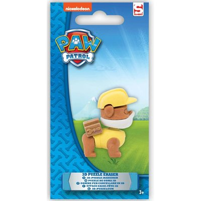 Paw Patrol 3D gum Rubble