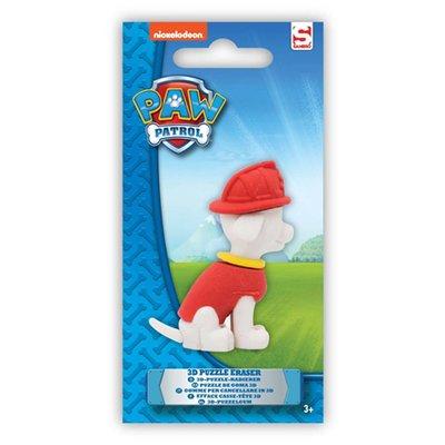 Paw Patrol 3D gum Marshall