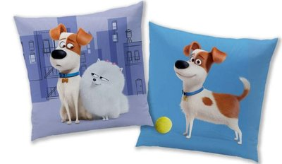 Secret life of pets kussen