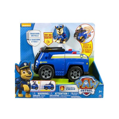 Paw Patrol voertuig deluxe Chase