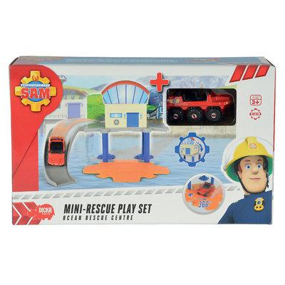 Brandweerman Sam Speelset - Ocean Reddingscentrum