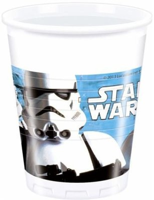 Star Wars Stormtoopers bekers