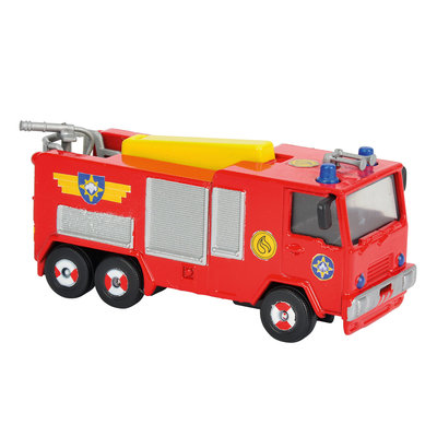 Brandweerman Sam auto Jupiter