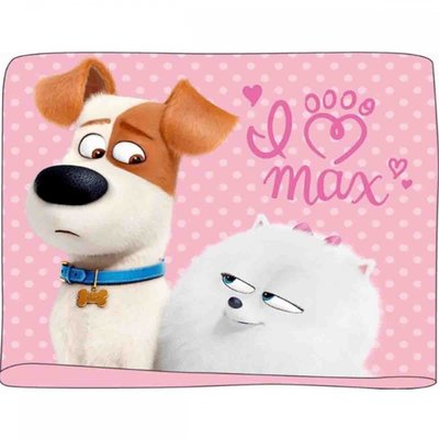 The secret life of pets sjaal Max en Gidget