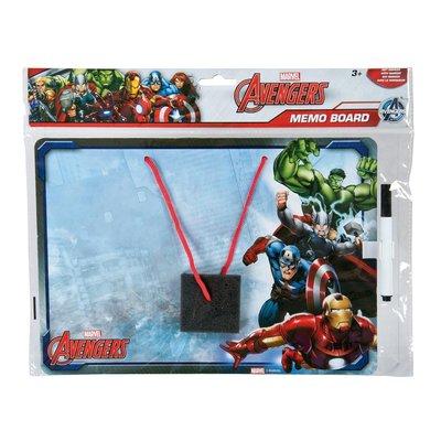 The Avengers memo schrijf bord