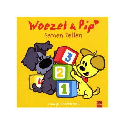 Woezel en Pip boek: tellen