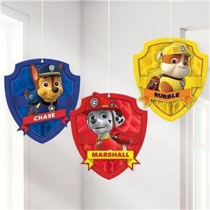 Paw Patrol honeycomb