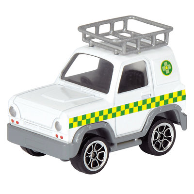 Brandweerman Sam auto- Vet 4 x 4