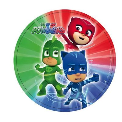 PJ Masks bordjes