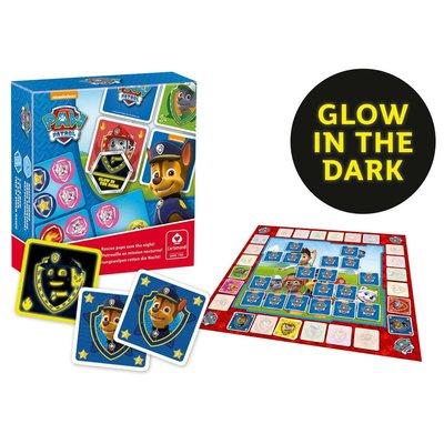 Paw Patrol Twist Kaartspel (glow in the dark)