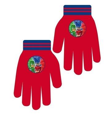 PJ masks handschoenen rood