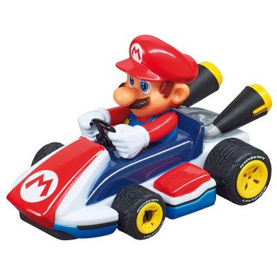 Super Mario pull back kart - Mario
