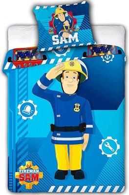 Brandweerman Sam peuter dekbedovertrek