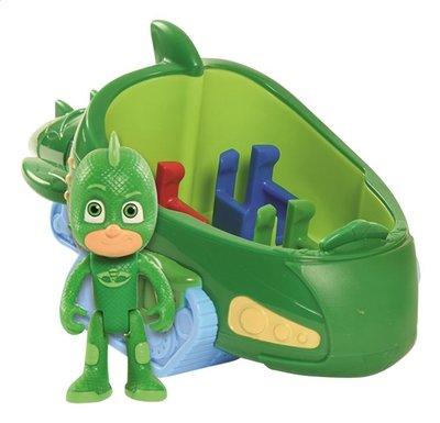 PJ Masks voertuig met Gekko