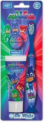 PJ Masks tandenborstel en tandpasta
