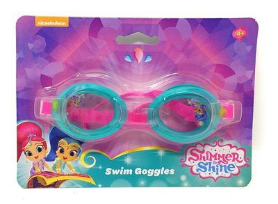 Shimmer and Shine zwembril