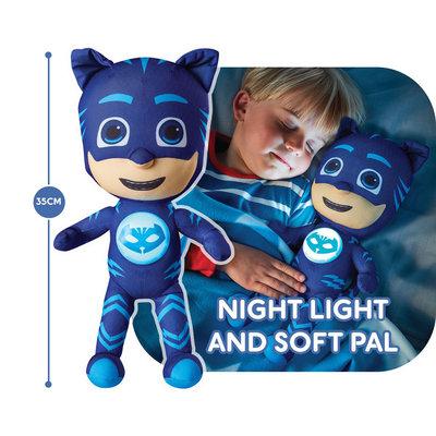 PJ Masks Go glow knuffel ; Catboy