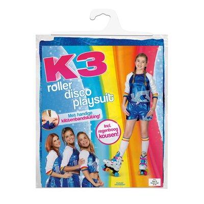 K3 outfit rolschaatsen maat 116