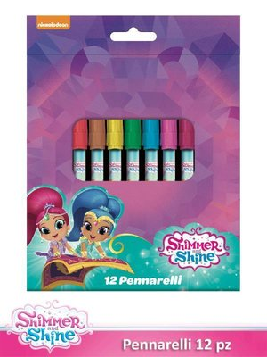 Shimmer and Shine stiften