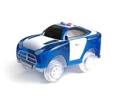 Magic Tracks Politieauto