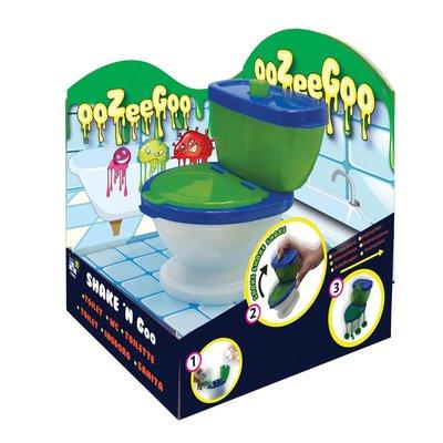 Slijm Toilet, maak je eigen slijm
