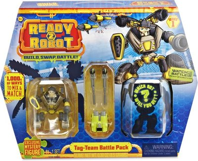 Ready2Robot Tag-Team battle pack, serie 1