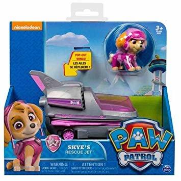 Paw Patrol Skye's Resue jet