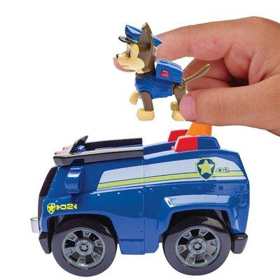 Paw Patrol Chase transforming Cruiser