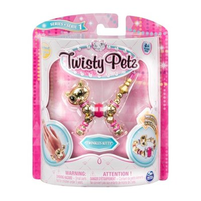 Twisty Petz Twinkles Kitty, serie 1