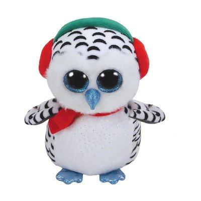 Ty Beanie Boo's Kerst Nester, 15 cm