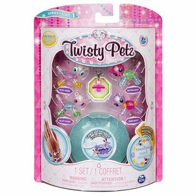Twisty Petz Baby's, serie 1 (kitten en panda )