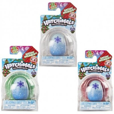 Hatchimals Colleggtibles Christmas Edition