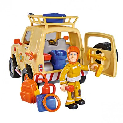 Brandweerman Sam Tom's offroad 4x4