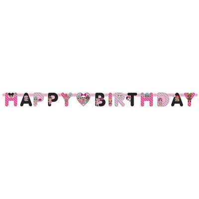 LOL Surprise Happy Birthday slinger