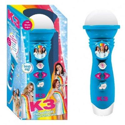 K3 meezing microfoon met stemopname