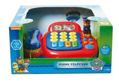 Paw Patrol piano telefoon