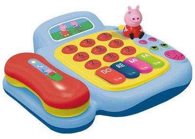 Peppa Pig piano telefoon