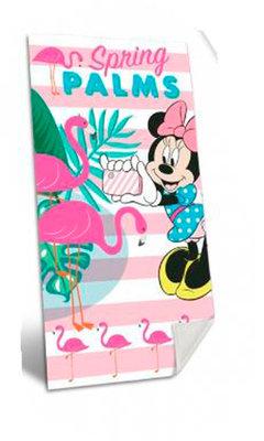 Minnie Mouse strandlaken Flaimingo