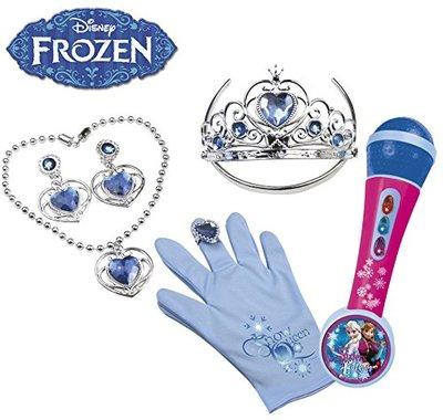 Frozen microfoon met accessoires