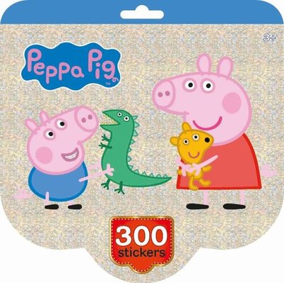 Peppa Pig stickerboekje