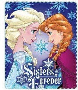 Frozen fleece deken  Anna en Elsa