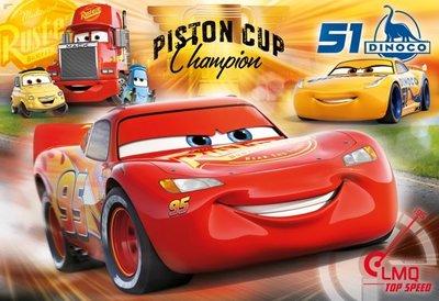 Cars 3 puzzel