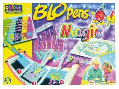 Blopens Magic, 10+ 1 st blaastiften