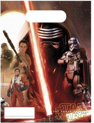 Star Wars feestzakjes