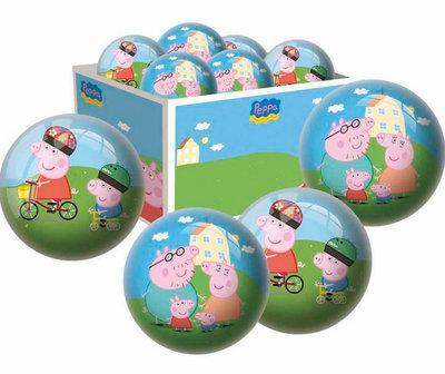 Peppa Pig bal, 14 cm