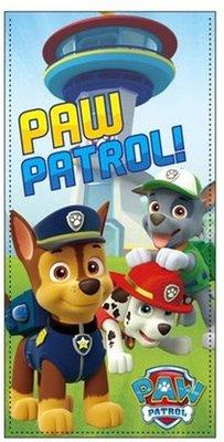 Paw Patrol strandlaken